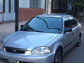 .honda Civic Lx-96 Sedan 4 Puertas