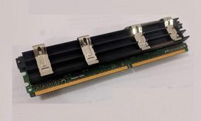 Komputerbay 4gb Ddr2 Pc2-5300f 667mhz Cl5 Ecc Full