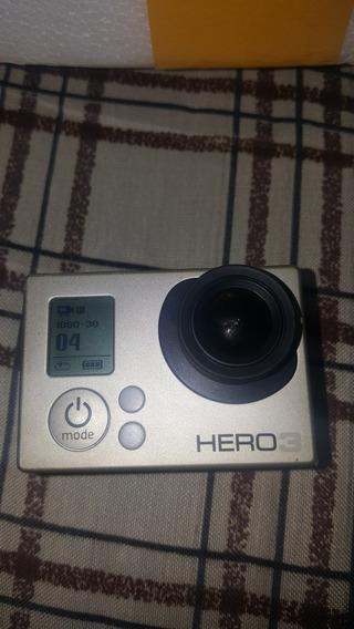 Câmera Gopro Hero 3 White Edition
