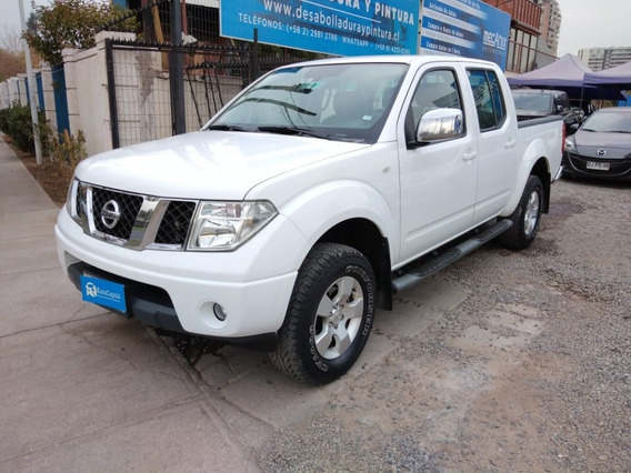 Nissan Navara 2015 Le 4x4 At Dsl