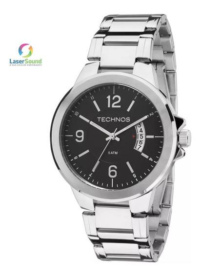 Relógio Technos Masculino 2115ksk/1p, C/ Garantia E Nf