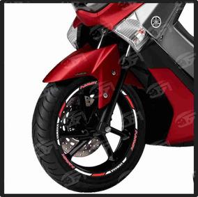 Adesivo Friso Refletivo Yamaha N Max Nmax N-max M-01 Top