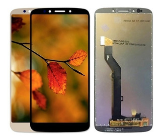 Tela Touch Display Lcd Frontal Moto G6 Play Xt1922