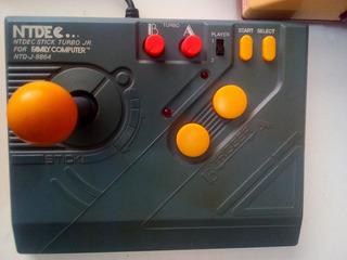 Nintendo Nes Famicon Jostick Arcade
