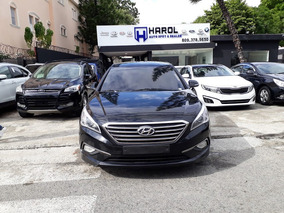 Hyundai Sonata Lf 2015