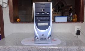 Vdo Gab. De Computador, C/ 2 Drive Dvd E Comp. P/ Disquete.