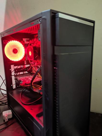 Computador Gamer Amd Phenom Ii X4 925 + Amd Radeon R7 360