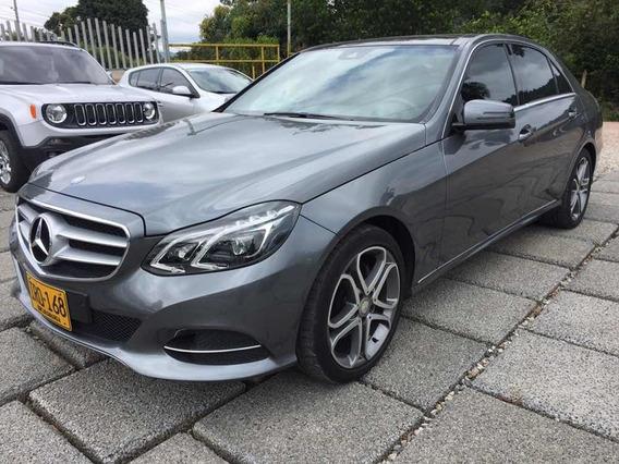 Mercedes-benz Clase E 200 Avantgarde 2016