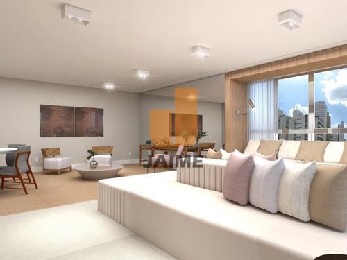 Maravilhoso Apartamento, 206 Metros, 3 Dormitórios, 2 Vagas. Ótima Localização.  - Bi4462