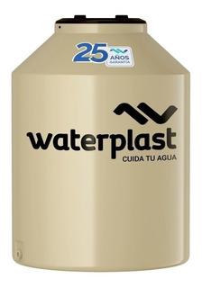 Tanque de agua Waterplast Clásico Tricapa vertical 1000l 140cm de alto