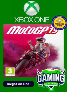Moto Gp 19 Off Line Xbox One