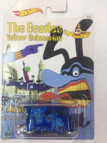 Beatles Yellow Submarine Kombi Hw Eilcolombia