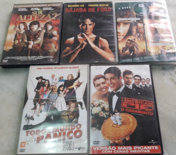 Filmes Variados Originais