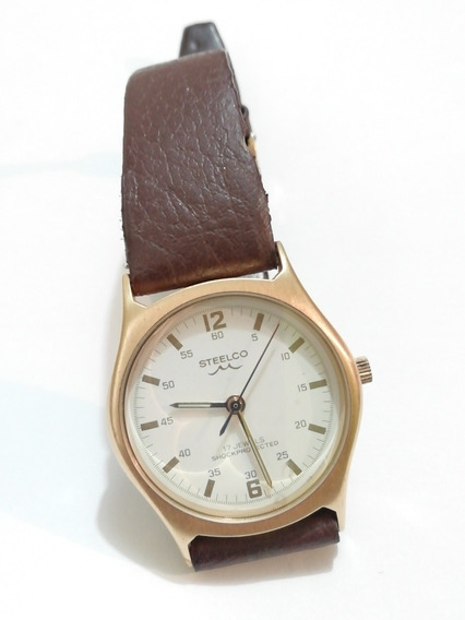 Reloj Steelco Vintage