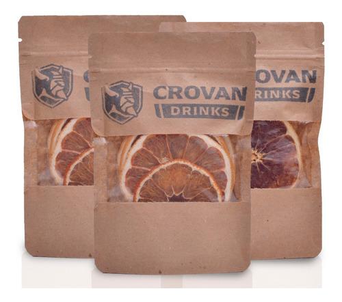 Packs X 3 Deshidratados ( Limon, Pomelo, Naranja)