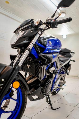 Yamaha Mt03 Impecable Agregados Lista P Transferir - Shelby
