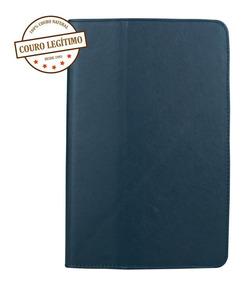 Capa Case Em Couro Legítimo Tablet Samsung Galaxy Tab A, E