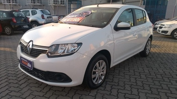 Sandero 1.6 16v Sce Flex Expression Manual 28570km