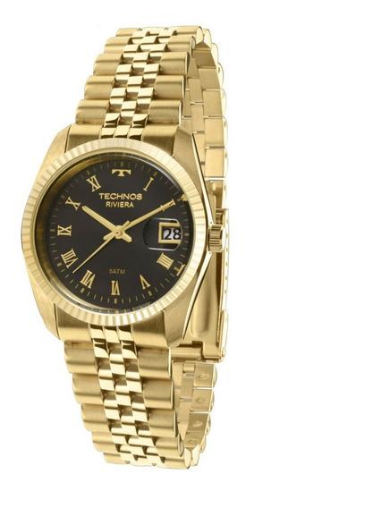 Relógio Technos Feminino Classic Riviera