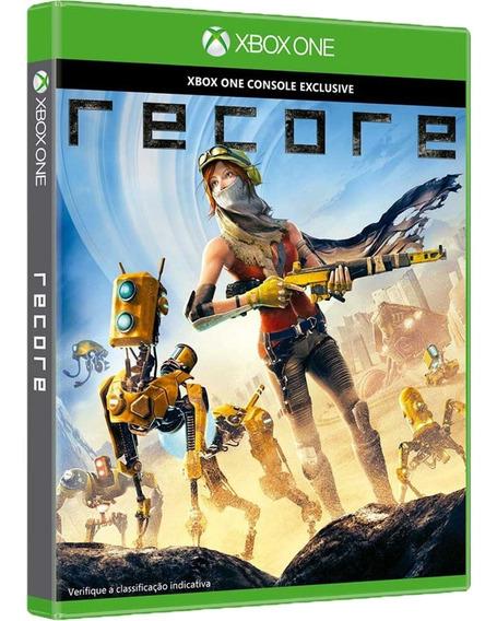 Jogo Recore Xbox One Disco Fisico Original Novo Nacional Br