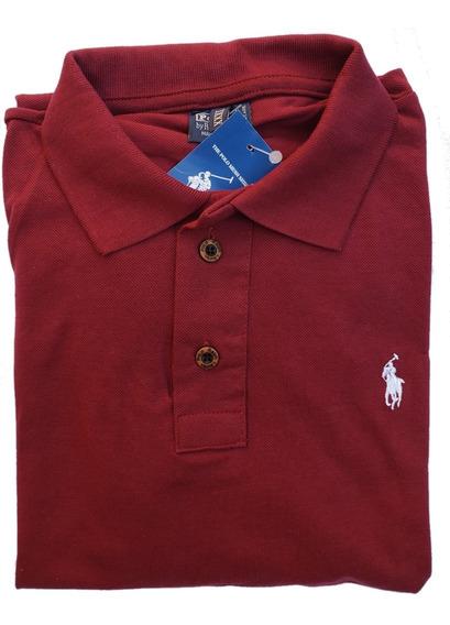 Camisa Gola Polo Masculina Tamanho Extra Plus Size G1 A G4