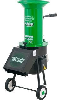 Triturador De Resíduos Organicos Tr200 1,5cv 220/127v Trapp