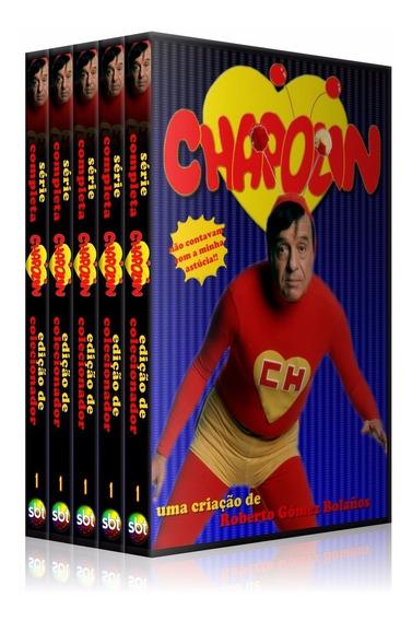 Chapolin Colorado 108 Episodios 11 Dvds Dub Classica