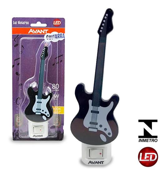 Led Luz Noturna Guitarra 1w 80lm 3000k Avant