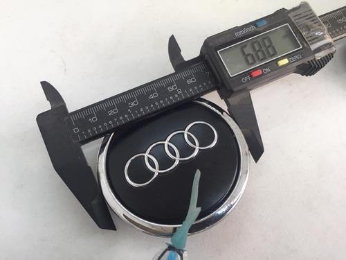 Imagen 1 de 6 de Centro Rin Audi A3 A4 A5 Q7 Rs7 S5 Tt Black #8w0601170b 1 Pz