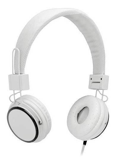 Ph087-fone Ouvido Headphone Bco