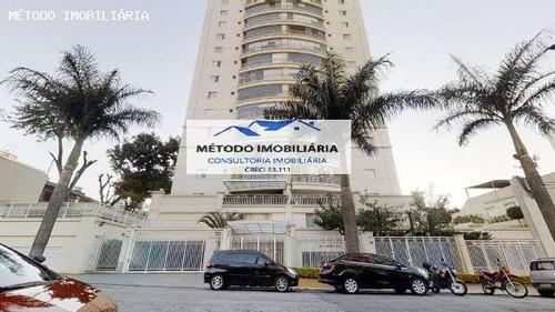 Apartamento Para Venda Em São Paulo, Ipiranga, 3 Dormitórios, 2 Suítes, 3 Banheiros, 2 Vagas - 12741_1-1511793
