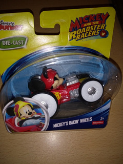 Mickey And The Roadster Racers Coleccion Disney Junior
