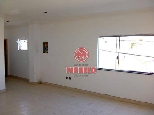 Sala Para Alugar, 42 M² Por R$ 1.200,00/mês - Centro - Piracicaba/sp - Sa0386