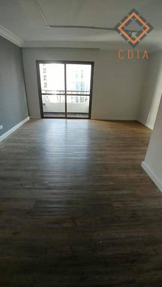 Apartamento Com 3 Dormitórios Para Alugar, 120 M² Por R$ 4.500,00 - Itaim - São Paulo/sp - Ap43148