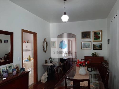 Imagem 1 de 28 de Casa 3 Dormitórios Jardim Tupi - Ca1322