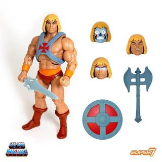 He-man Ultimates Grayskull Motu Super 7 Toylover