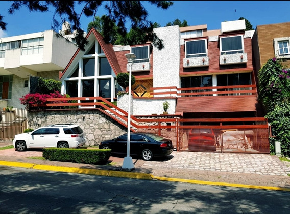 Casa En La Herradura 1a Seccion Huixquilucan
