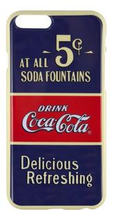 Funda Colección Coca-cola iPhone 6s Plus, 6 Plus 5cent Msi