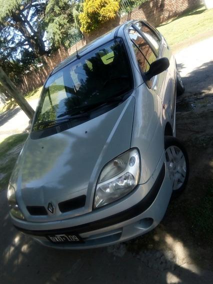 Renault Scénic 2001 1.6 Rt Ab Rn