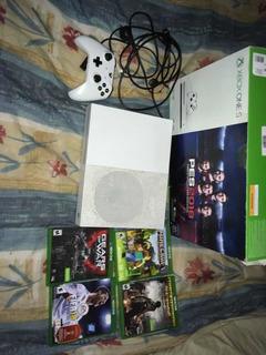 Xbox One S Usada Igual A Nueva En Caja