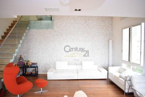 Apartamento À Venda, 280 M² Por R$ 2.390.000,00 - Higienópolis - São Paulo/sp - Ap1215