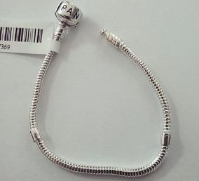 Pulseira Prata Maciça Genuina Tipo Pandora 925 16 17 18 19