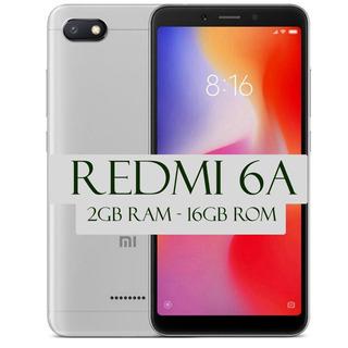Xiaomi Redmi 6a Dual Chip 16gb 2gb Ram 13m Tela 5