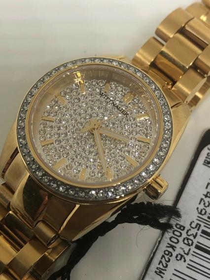 Relógio Wittnauer Feminino Wn4075 Produzido Por Bulova