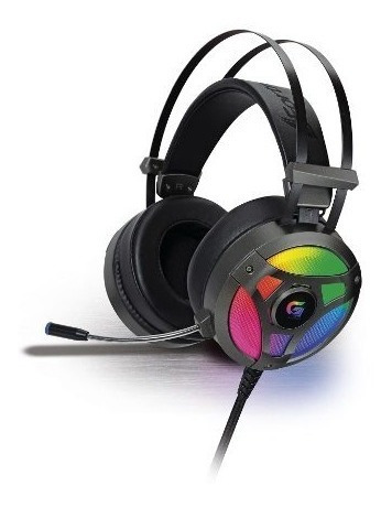 Headset Gamer H1 Pro Led P2 E Usb Cabo Nylon Melhor Preço