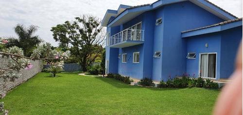 Chácara Com 3 Dormitórios À Venda, 1000 M² Por R$ 1.480.000,00 - Terras De Itaici - Indaiatuba/sp - Ch0716