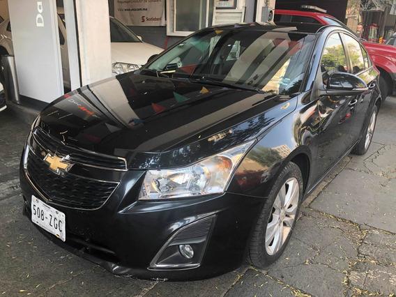 Chevrolet Cruze 1.4 Ltz L4//t At 2014