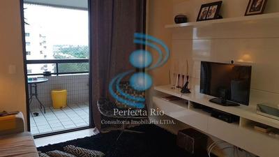 Apartamento,condomínio Fechado,segurança,barra ( Vplr0009 )