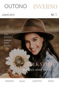 Editorial Outono Inverno 08 E 09 De Junho
