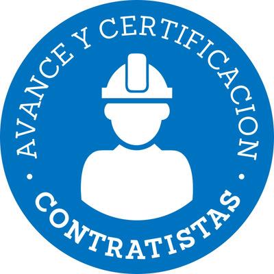 Planilla Excel Avance Y Certificacion Contratistas De Obras